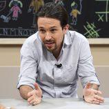 Pablo Iglesias responde a los niños en '26J: Quiero gobernar'
