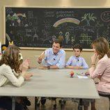 Albert Rivera habla con los niños en '26J. Quiero Gobernar'