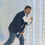 Miki Nadal presenta '90 Minuti', el nuevo programa de Realmadrid TV