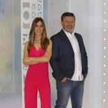 María Gómez y Miki Nadal presentan '90 Minuti' en Realmadrid TV
