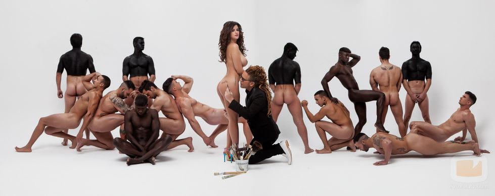 Bachelorette strip club party video