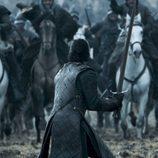 """Jon Snow está dispuesto a luchar en """"La Batalla de los bastardos"""""""