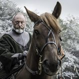 """Davos Seaworth, preparado para """"La Batalla de los Bastardos"""" de 'Juego de Tronos'"""