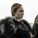 """Sansa Stark antes de """"La Batalla de los Bastardos"""" en 'Juego de Tronos'"""