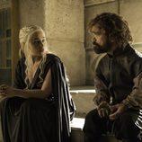 Daenerys y Tyrion, la unión del corazón del poder y la estrategia política