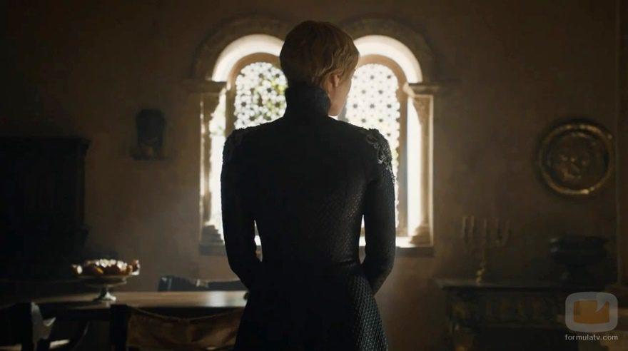"""Cersei Lannister se enfrenta al Septo de Baelor en """"Vientos de invierno"""""""