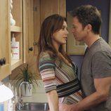 Addison y Peter se acercan en Sin cita previa