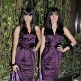 Alejandra Lorente y Sabrina Praga, protagonistas de 'Mi gemela es hija única'