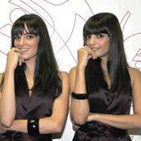 Alejandra Lorente y Sabrina Praga, de 'Mi gemela es hija única'