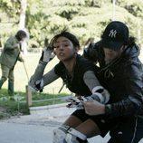 Ataque en la segunda temporada de 'Herederos'