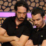 Juan y Damián, colaboradores de 'El hormiguero'