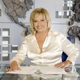 María Teresa Campos en el plató de 'La mirada crítica'