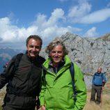 Zapatero acompaña a Jesús Calleja a los Picos de Europa en Cuatro