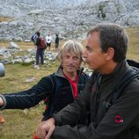 Zapatero, invitado montañero de Jesus Calleja