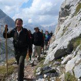 Zapatero, montañero para 'Planeta Calleja'
