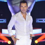 Jesús Vázquez vuelve a ser el presentador de 'La Voz 4'