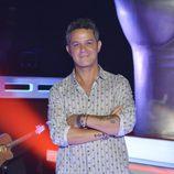 Alejandro Sanz, coach de 'La Voz 4'