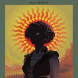 'Juego de Tronos', Beautiful Death (6x01): ''La mujer Roja''. Ellaria vs Principe Doran