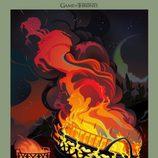 'Juego de Tronos', Beautiful Death (6x04): ''Book of the stranger''. Daenerys renace de sus cenizas