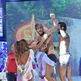 Jorge Díaz se proclama Ganador de 'Supervivientes 2016'
