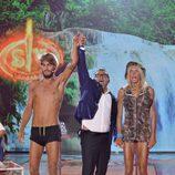 Jorge Javier da el nombre de Jorge como ganador de 'Supervivientes 2016'