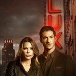 Lucifer Morningstar y Chloe Decker en 'Lucifer'