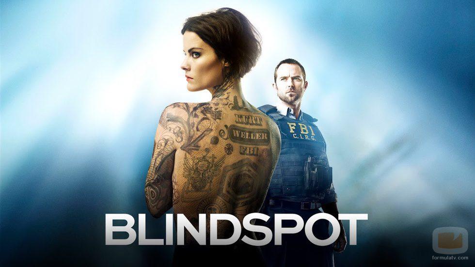 Imagen promocional de 'Blindspot'