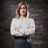 Ashley Johnson es la agente Patterson en 'Blindspot'