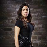 Audrey Esparza es Natasha Zapata en 'Blindspot'