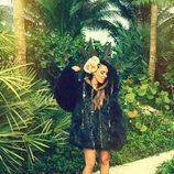 Beatriz Luengo en las fotos promocionales de su próximo disco
