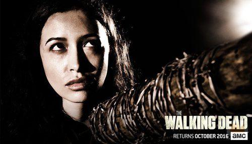Rosita en la temporada 7 de 'The Walking Dead'