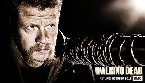 Abraham en la temporada 7 de 'The Walking Dead'