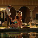 El matrimonio Rueda continúa con su vida en la segunda temporada de 'Mar de plástico'