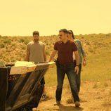 Pablo se unirá a Lola y Salva en la investigación del misterio de la segunda temporada de 'Mar de plástico'