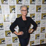 Jamie Lee Curtis en la 'Comic Con'