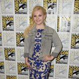 Abigail Breslin acude sonriente a la 'Comic Con'