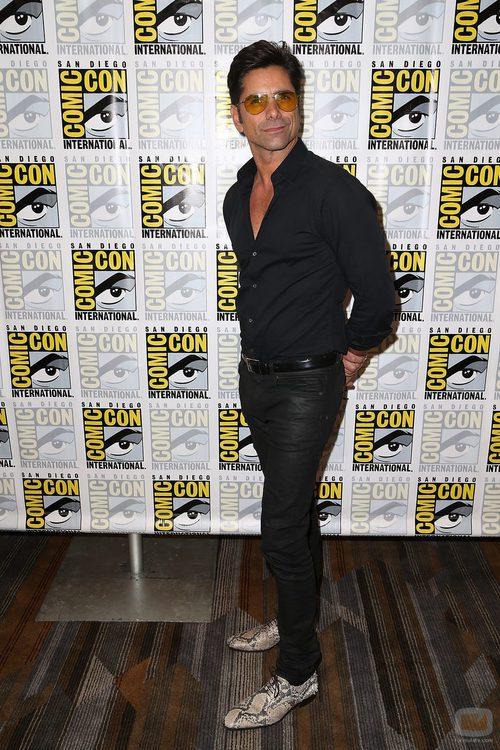 John Stamos en la 'Comic Con'