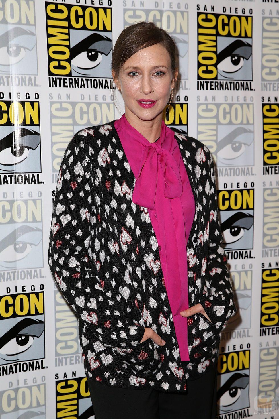 Vera Farmiga visita la 'Comic Con'