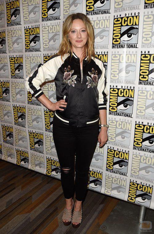 Juddy Greer en la 'Comic Con'