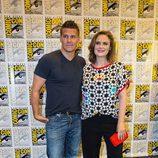 Los protagonistas de 'Bones' de visita en la 'Comic Con'