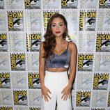 Lindsey Morgan visita la 'Comic Con'