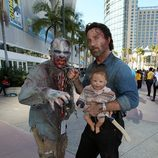 Cosplay 'The Walking Dead'