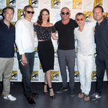 Los actores de 'Prison Break'