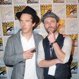 Benedict Cumberbatch en la 'Comic-con'