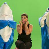 """Silvia Abril muestra su faceta más terrorífica en """"Sharknado 4"""""""