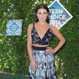 Lea Michele en los Teen Choice Awards
