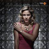 Lisi Linder es Agneska en la segunda temporada de 'Mar de plástico'