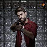 Luis Fernández es Salva Morales en la segunda temporada de 'Mar de plástico'