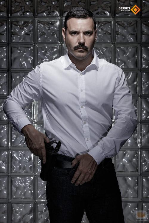Miquel Fernández es Pablo Torres en la segunda temporada de 'Mar de plástico'