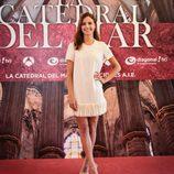Michelle Jenner en la presentación oficial de 'La catedral del mar'
